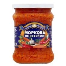 Teshchiny Recepty Korean Carrots 500ml