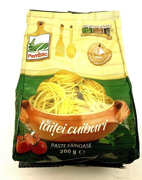 Pambac - Tagliatelle Pasta / Taitei Cuiburi 200g