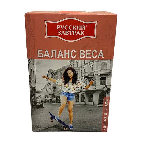 Russian Breakfast Porridge - Weight Balance