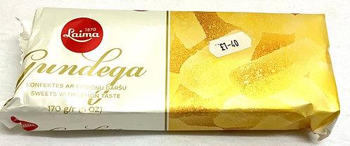 Laima Gundega Sweets With Lemon Taste 170g