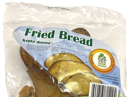 Home Foods - Fried Bread with Garlic 100g