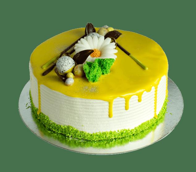 Caramel Cake 950g £13.90