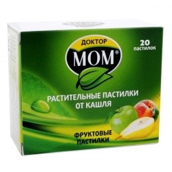 Mom Doctor with fruit flavour 20