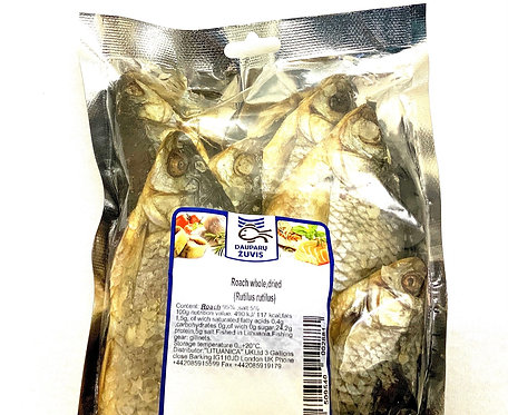 Daupary Zuvis Whole Dried Roach 0.247g