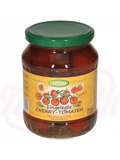 Tomatoes Cherry Pickled, Zakuska 720g