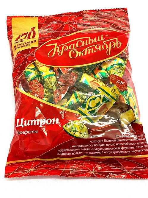 Krasnij Oktiabr - Tsitron Sweets 250g