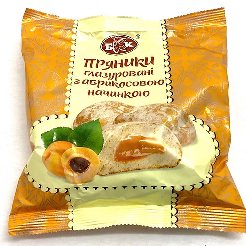 BKK - Honey Muffins with Apricot Filling 190g
