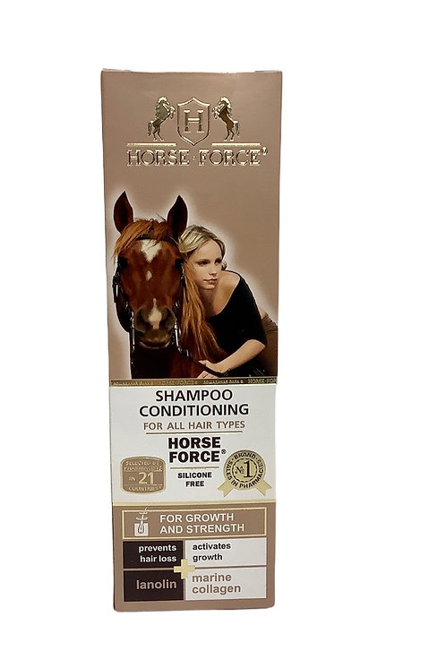 Horse Force Shampoo and Conditioning