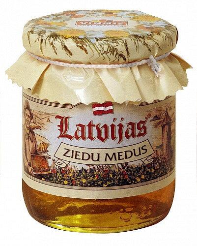 Latvian Natural Honey 300g