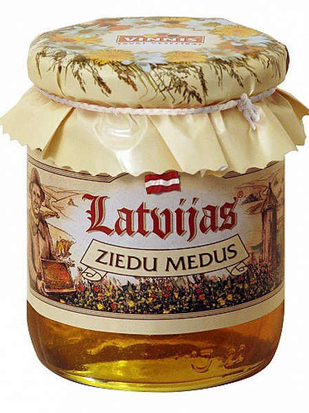 Latvian Natural Honey 300g
