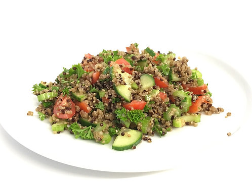 Homemade Salad With Quinoa And Vegetables 1kg