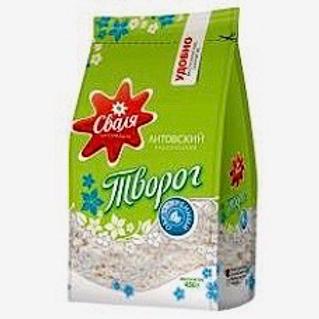 Svalia - Curd Low Fat in Bag 450g