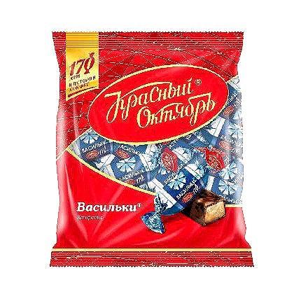Krasnij Oktiabr - Vasilki Sweets 250g