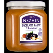 Nezhin - Eggplants Paste Ukrainian 450g