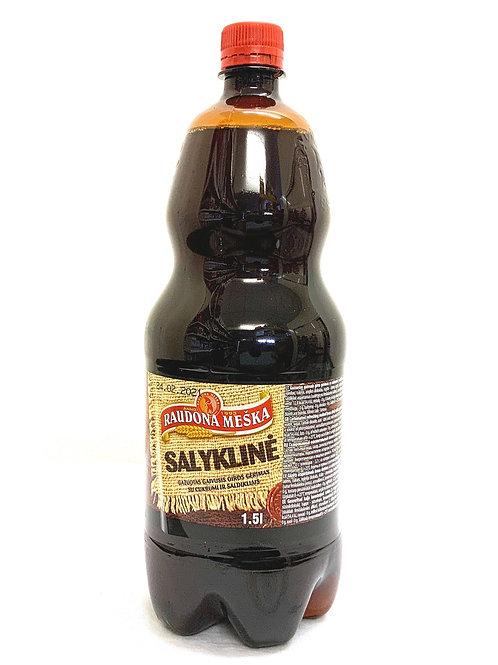 "Kvass ""Salykline / Malt"", Raudona Meska  1.5L"