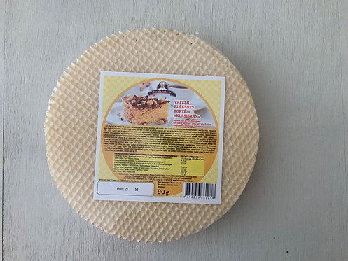 Classic Wafer Plates 90g