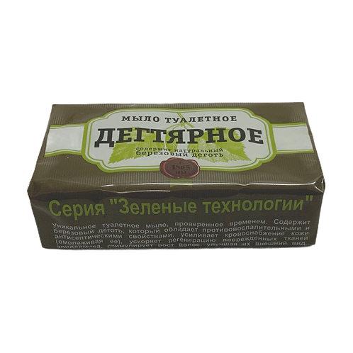 Natural Soap Degtiarnoje  With Birch Tar 140g