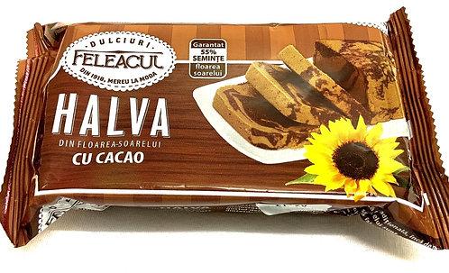 Feleacul Halva With Cocoa / Halva Cu Cacao 200g