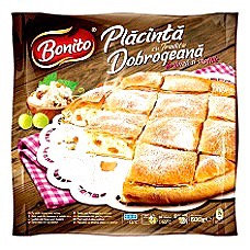 Bonito - Pie with Curd Cheese and Raisins 800g
