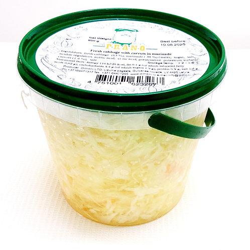 """Dimdini Marinated Sauerkraut Classic """" Prano"""" 1 kg"""