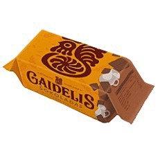 Gaidelis Biscuits Chocolate 160g