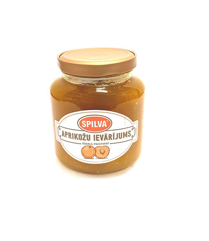 Spilva Apricot Jam 380g