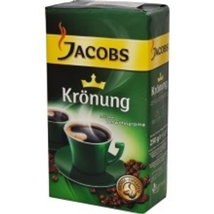 Jacobs Kronung Grinded Coffee 250g