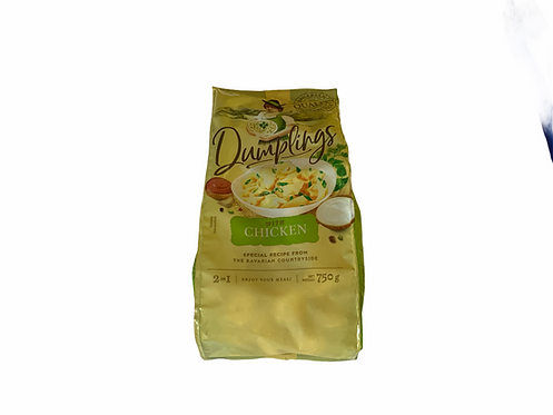 Dumpling With Chicken Meat Bavarian Collection 750g