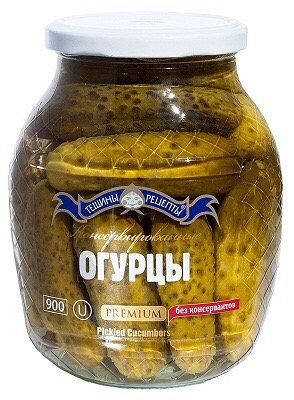 Teshiny recepty Cucumber Premium 900g