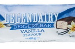 "Dessert Bar With Vanilla Flavour ""Legendairy"" 45g"