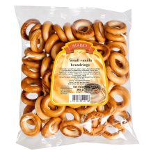 Mario Small Bagels with Vanilla 250g