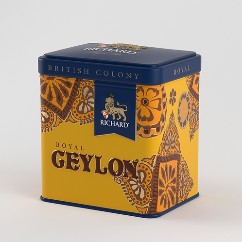 Richard - British Colony Royal Ceylon Black tea 50g