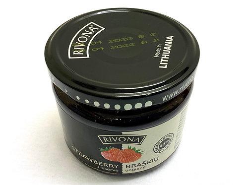Rivona Strawberry Jam 350 g