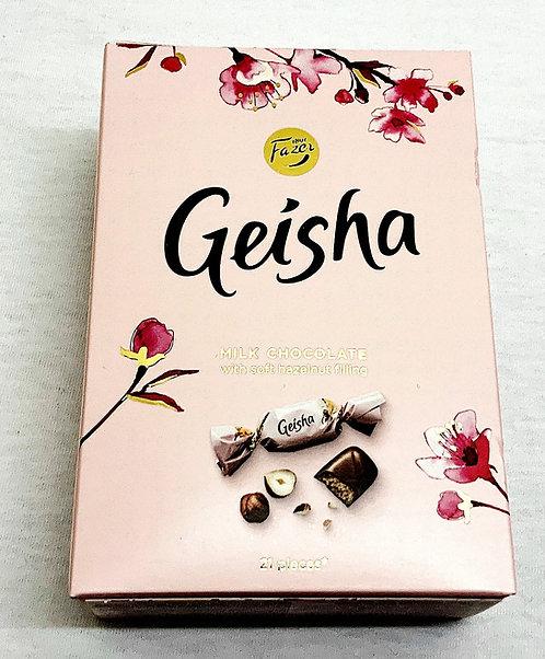 Geisha Chocolate Sweets in Box 150 g