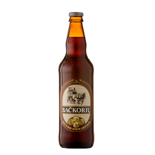 Backoriu Kvass in a Glass Bottle 500ml