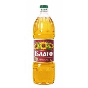 "Sunflower Oil ""Blago"" 1l"