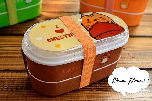 Coffe Chestnuts BENTO BOX