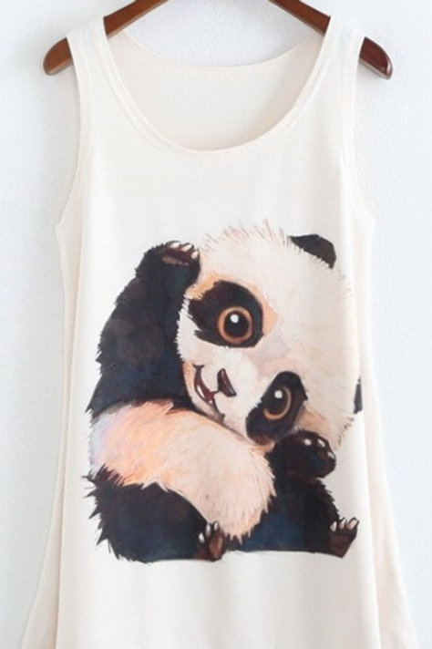 Panda LONG DEBARDEUR