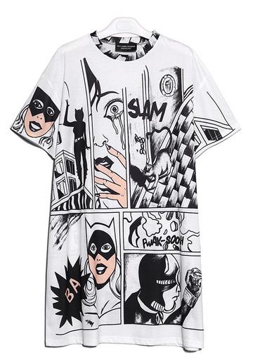 Catwoman shirt