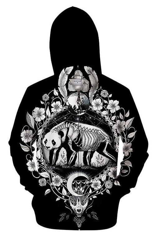 Panda skull VEST