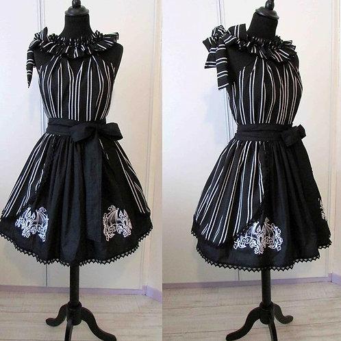 Victorian Bat DRESS