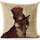 Thumbnail: Victorian Fox HOUSSE DE COUSSIN