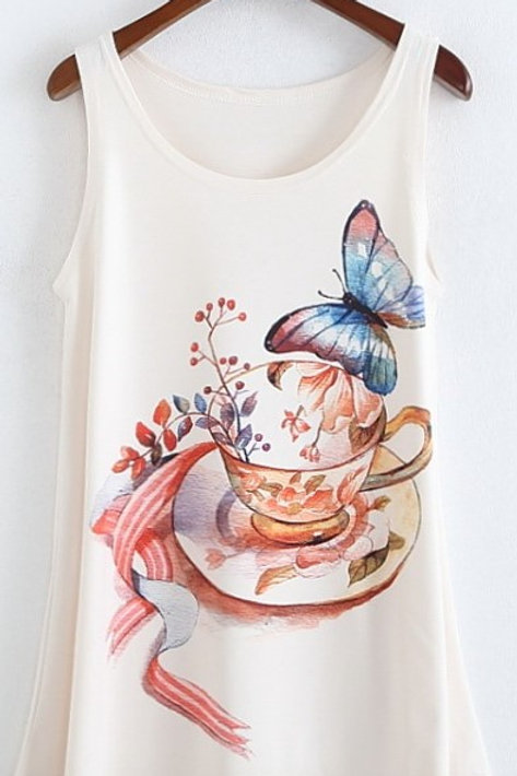 Tea Time LONG DEBARDEUR