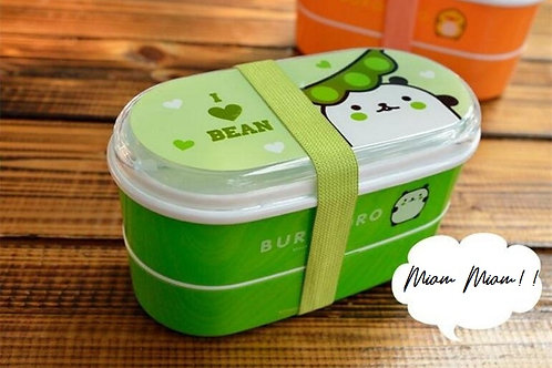 Green bean BENTO BOX