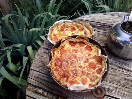 Les recettes de Litha: La tarte a l'Abricot