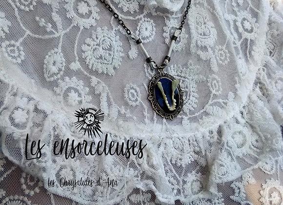 Les ensorceleuses - Pendentif amulette