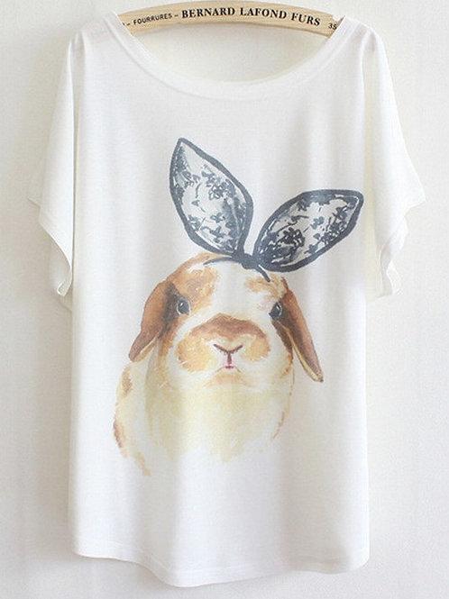 Cutie rabbit SHIRT