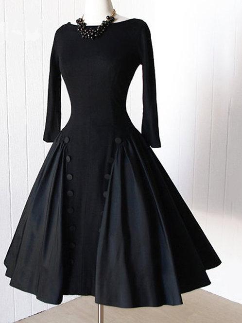 Vintage MAXI DRESS