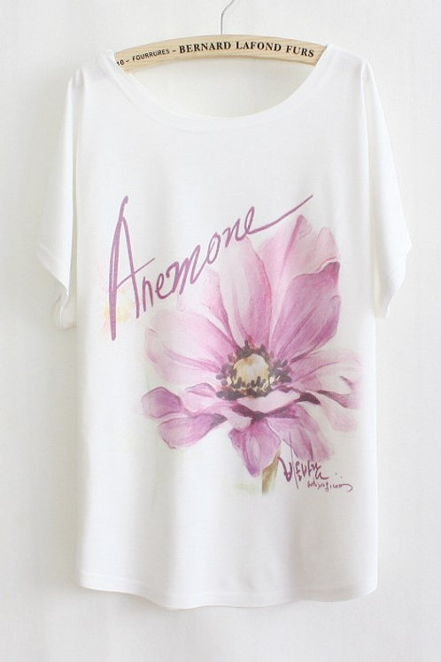 Awesome flower SHIRT