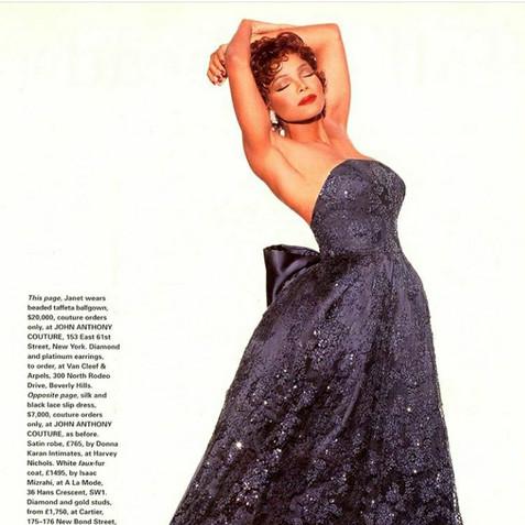 Dorothy Daindridge Janet Jackson